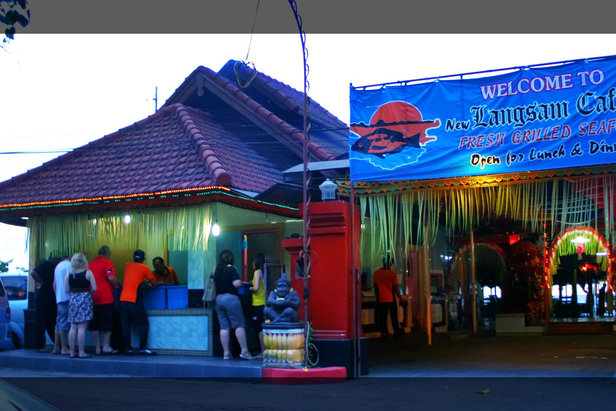 New Langsam's Cafe