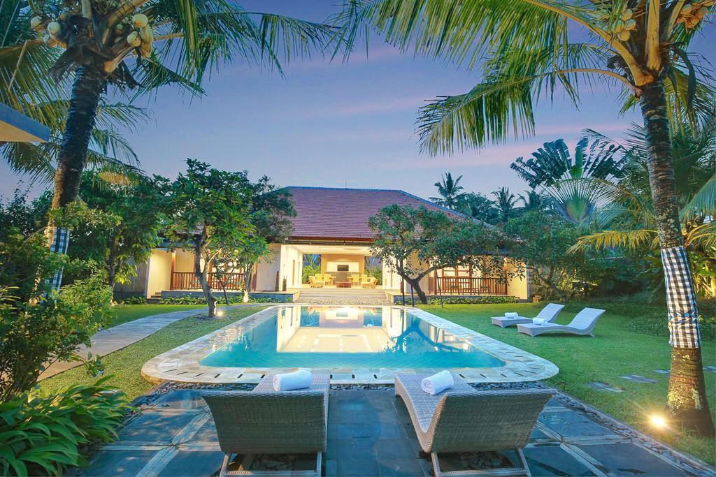 3 BDR Surrounded by Paddies View in Ubud