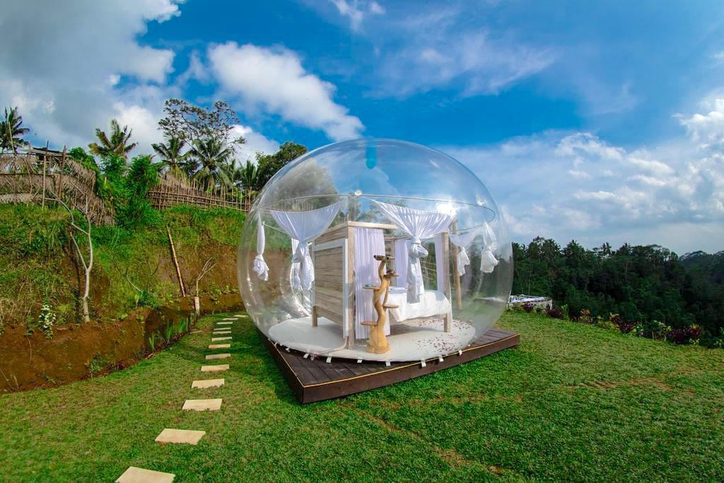 Ubud Bubble Luxury Tent