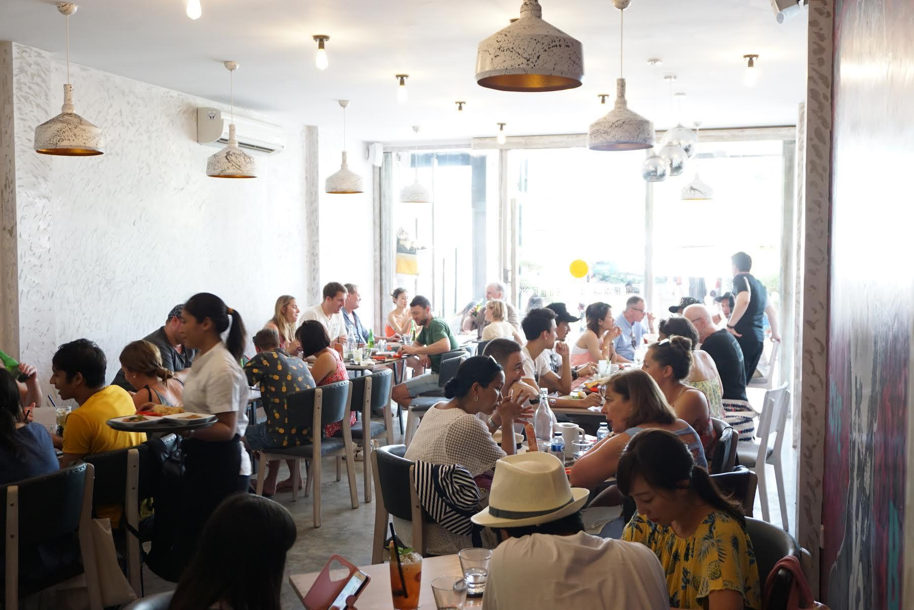Luscious food and drinks at Clean Canteen Bali