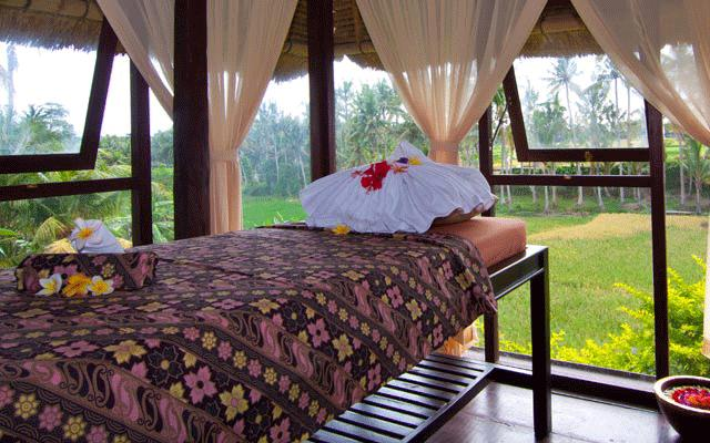 Lumbung Spa at Agung Raka Resort Ubud