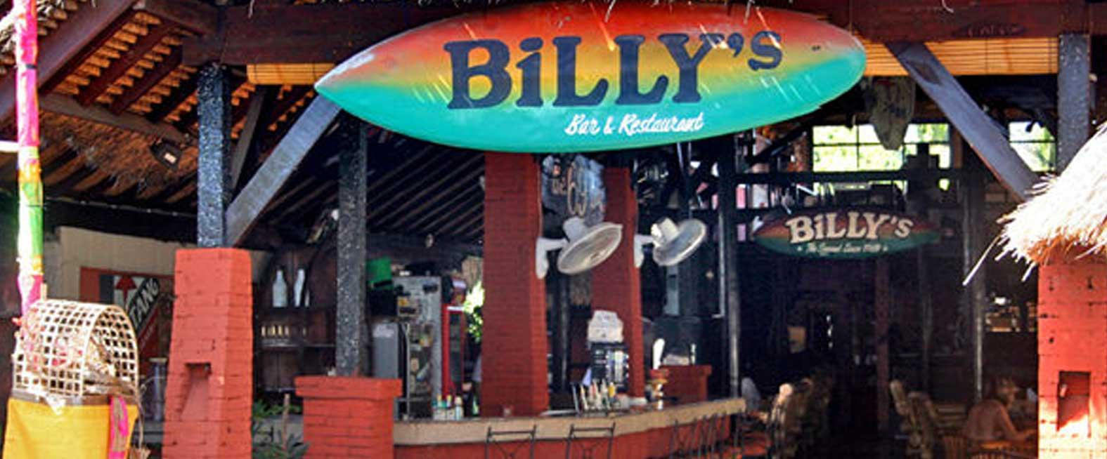 Billys Bar & Restaurant
