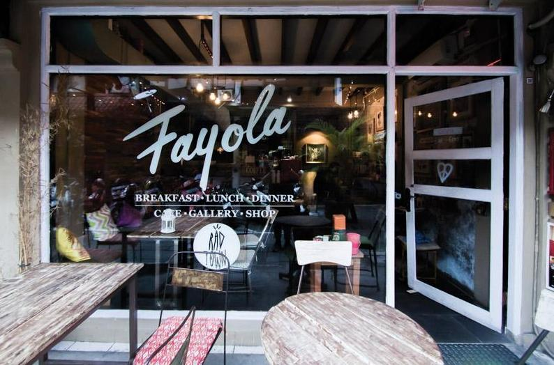 Fayola Cafe-Gallery-Shop