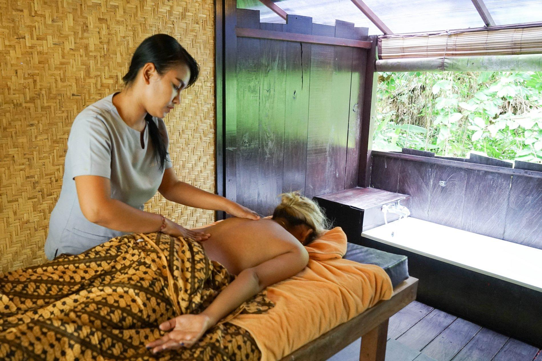 Ubud Sari Spa And Salon at Ubud Sari Health Resort