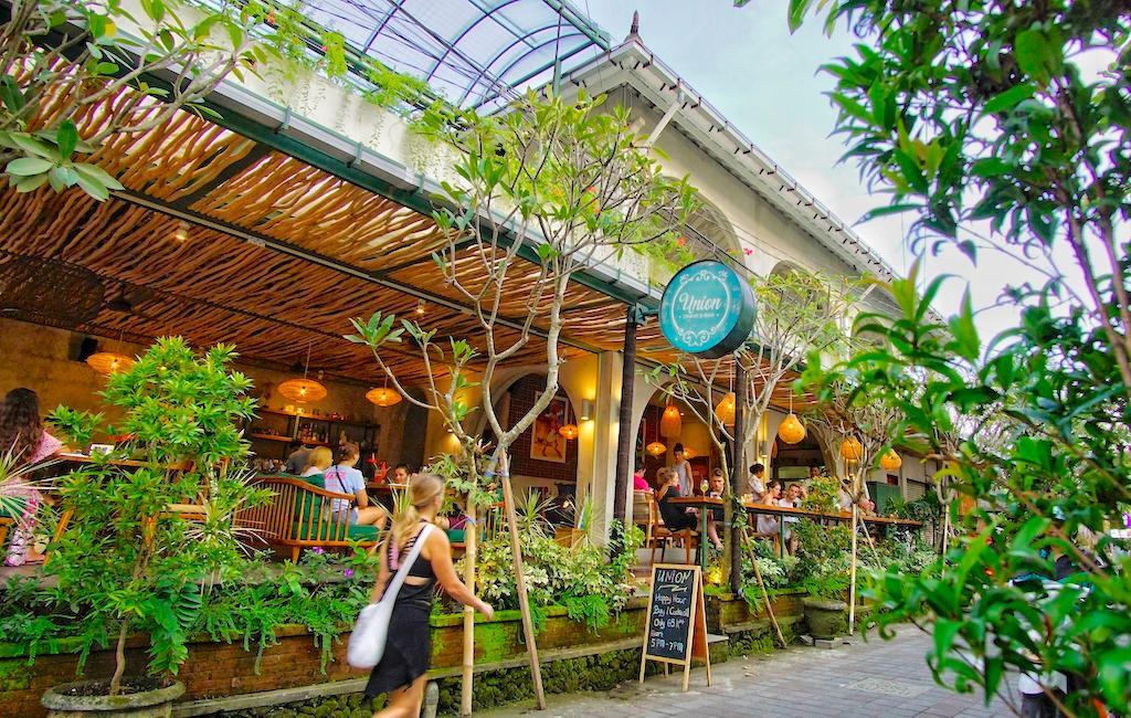 Union Restaurant Ubud