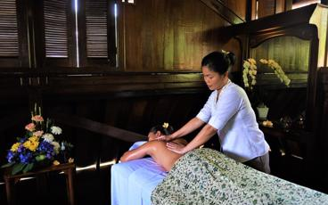 Relax in luxury for less at Warwick Spa in Ubud