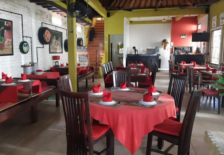 Indian Dhaba Restaurant - Nusa Dua