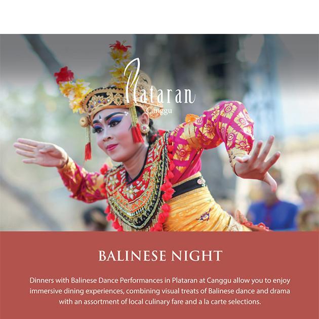 Balinese Night