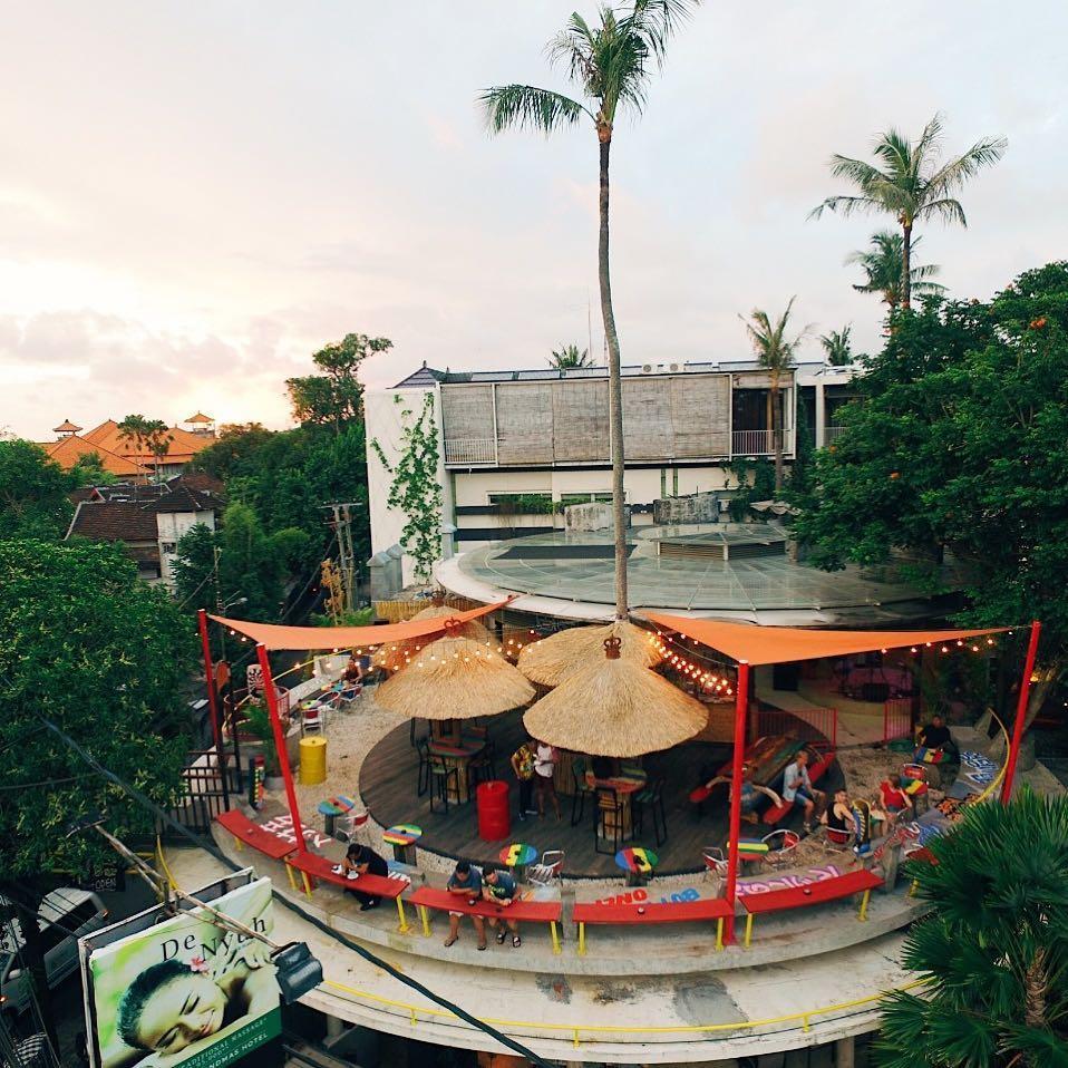 Kinky Tiki Bar Bali