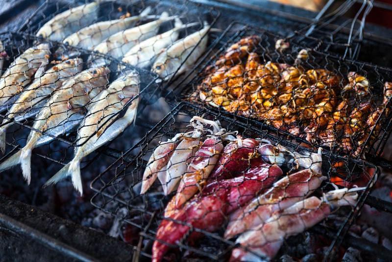 Jimbaran Open Seafood Market