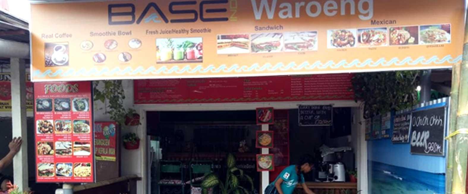 Base Waroeng