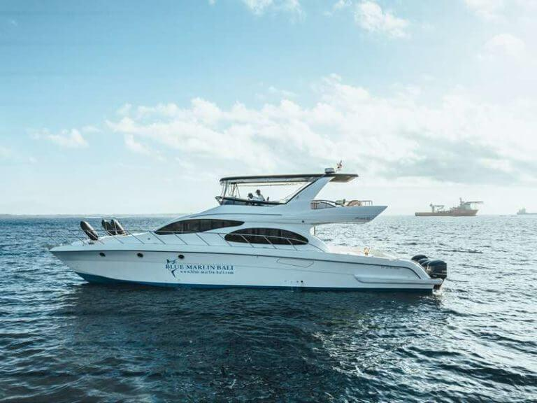 Blue Marlin Bali Yacht