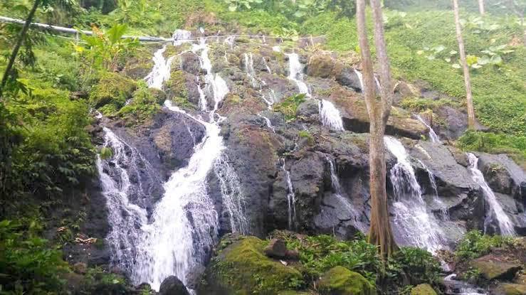 Langgahan Waterfall