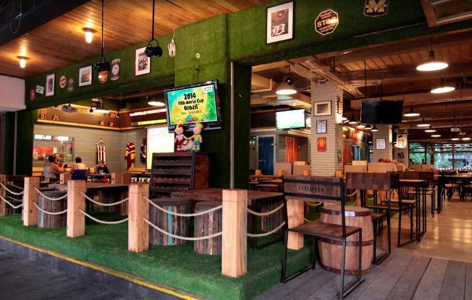 Stadium Cafe Kuta