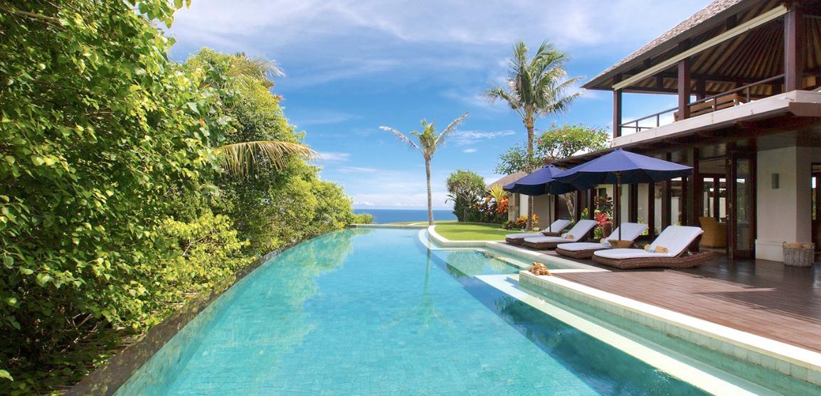 Villa Chintamani - The Ungasan Clifftop Resort