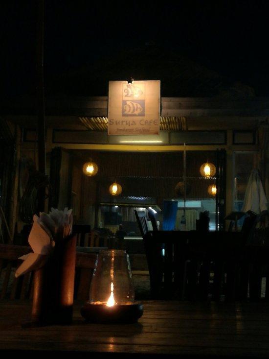 Surya Cafe Jimbaran