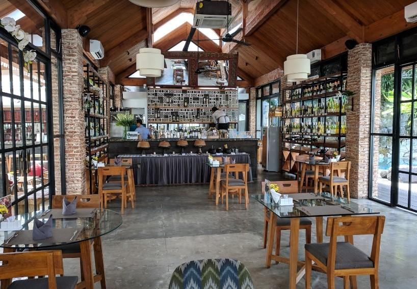 Mase Kitchen & Bar At Maca Villas & Spa