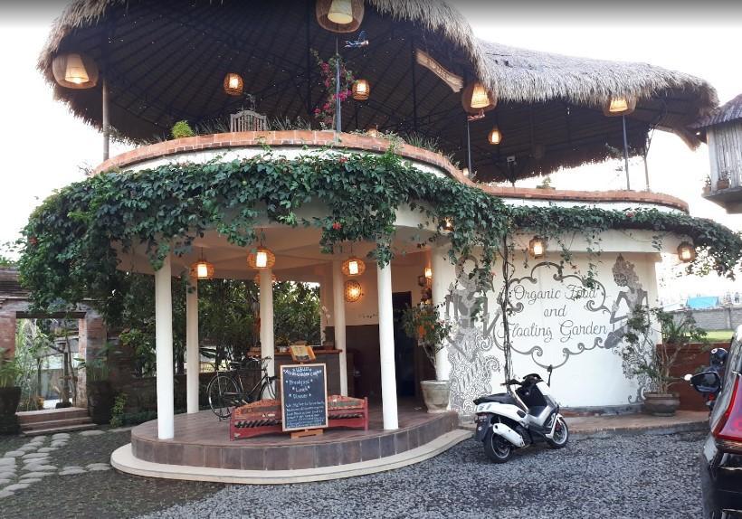 Ubud Float Garden Cafe