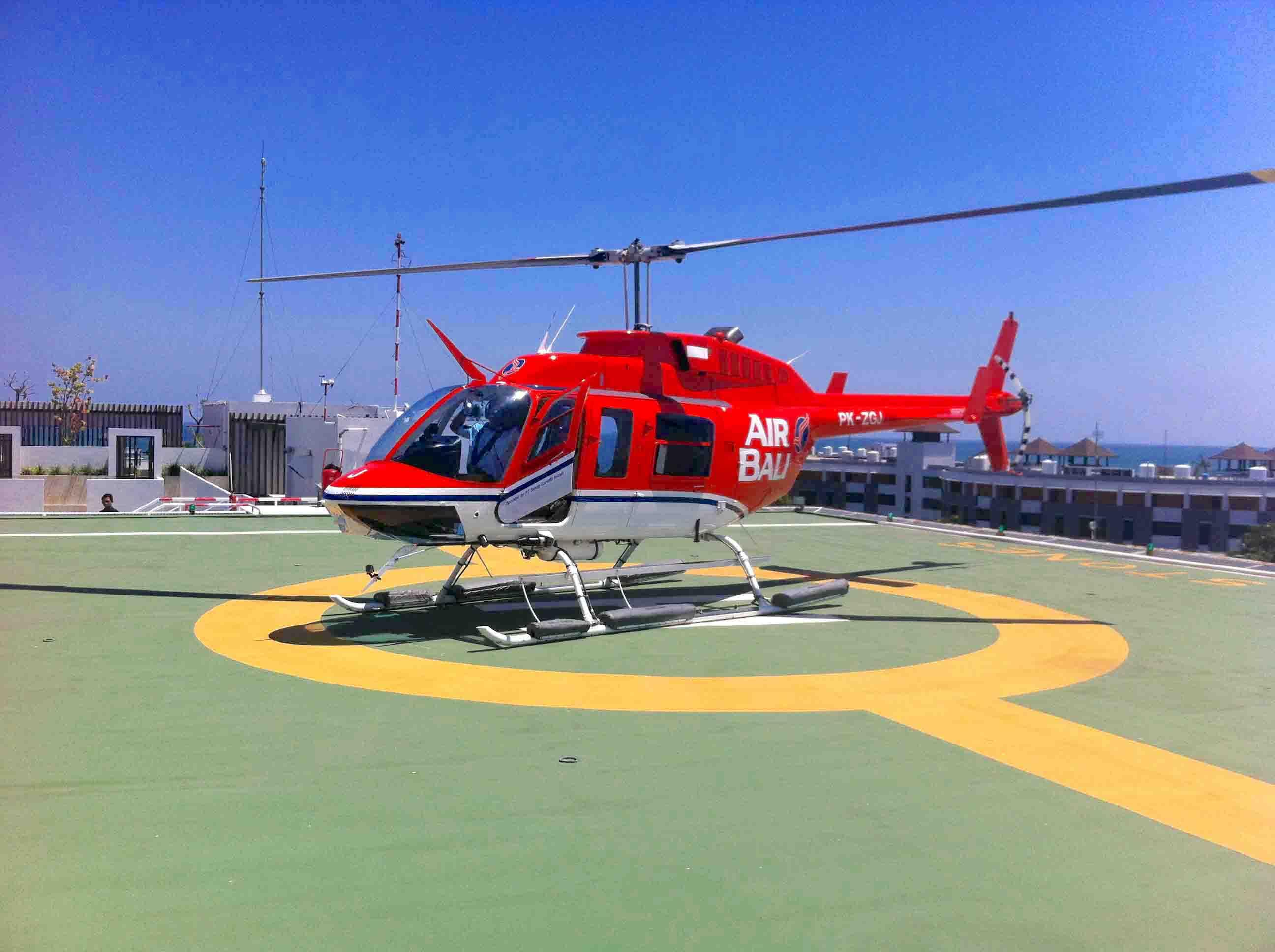 Air Bali Helicopter Sky Tour