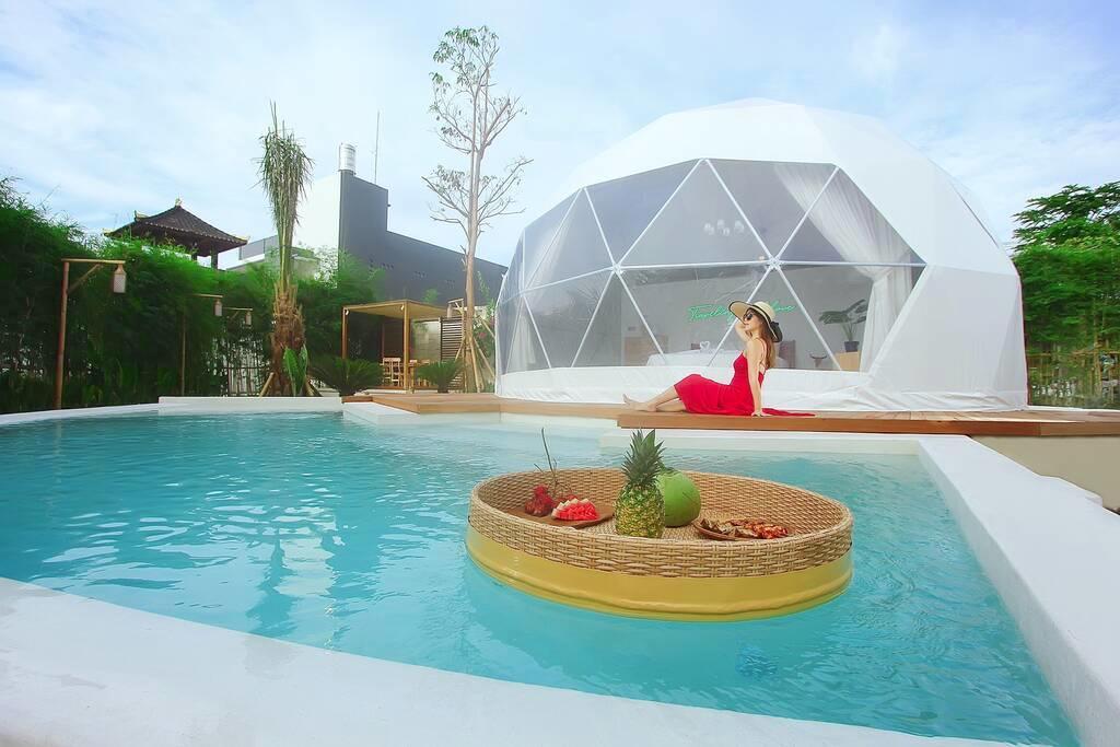 Coconut Galaxy Villas Bali