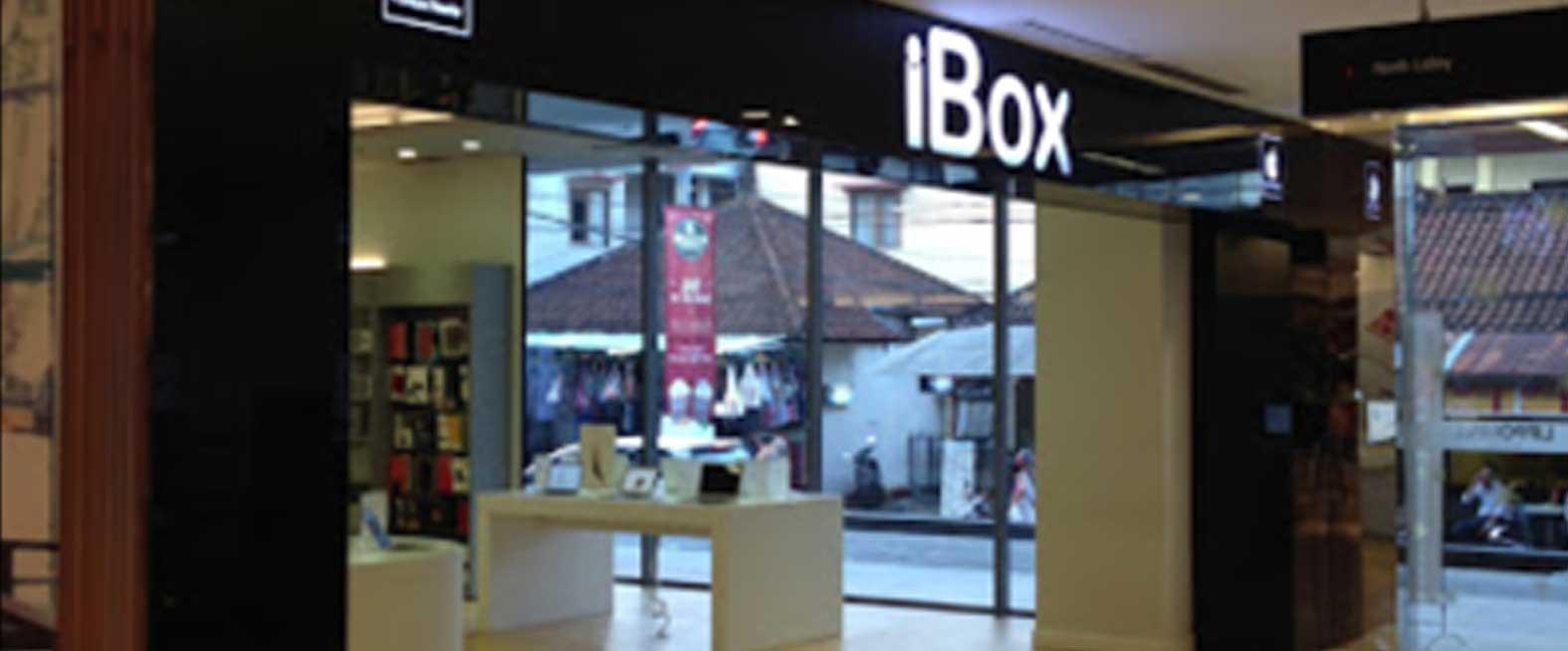 iBox - Lippo Mall