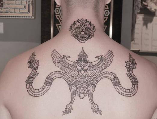 Altar Tattoo Gallery