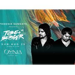 Phoenix Sundays with Tube and Berger