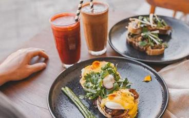 Indulge in food full of colour, flavour & goodness for less at Watercress Bali