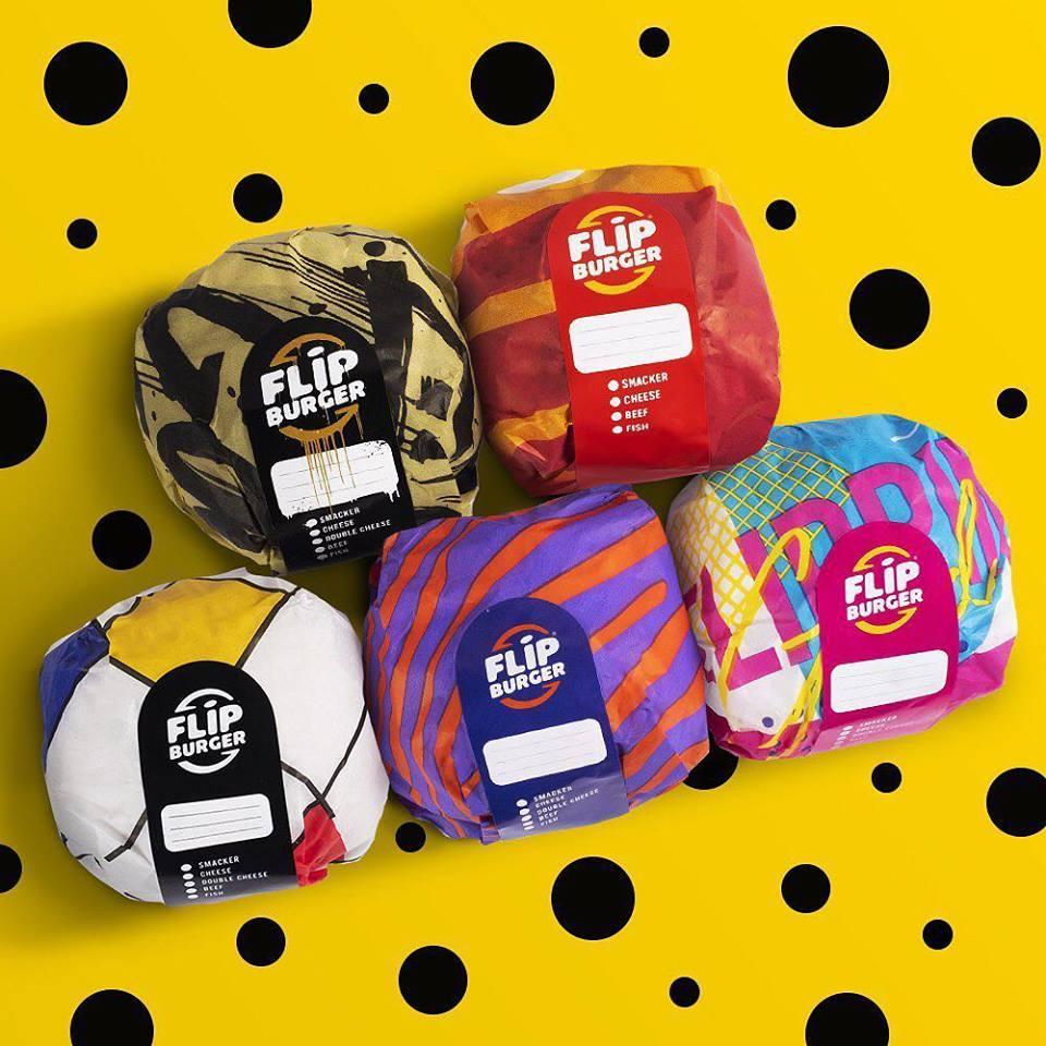 Flip Burger Bali