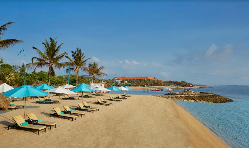 Incredible All Inclusive Beachfront Stay At SOL by Melia Benoa Bali - All Inclusive