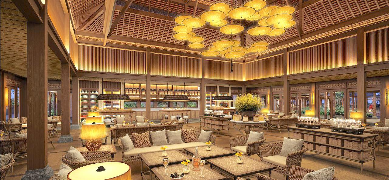 Piano Lounge at Hyatt Regency Bali