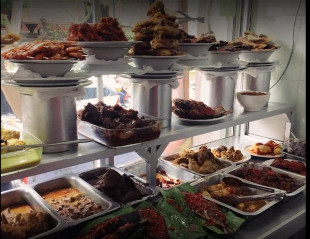 Puteri Minang Padang Food