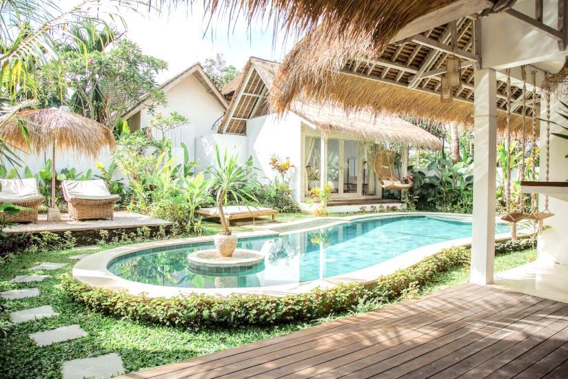 Villa Bambu Blue