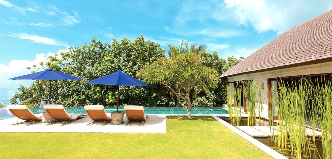 Villa Nora - The Ungasan Clifftop Resort