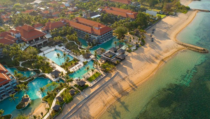 Enjoy a Fun-Filled Family Holiday for 5 or 7 Nights at Conrad Bali