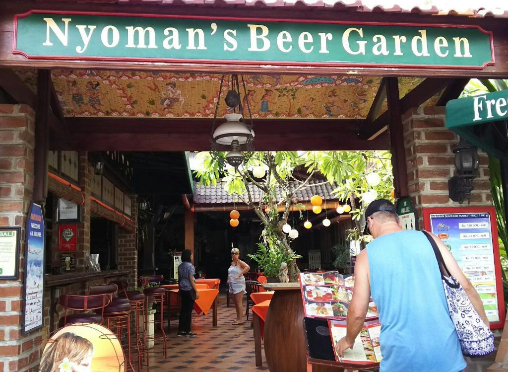 Nyoman's Beer Garden