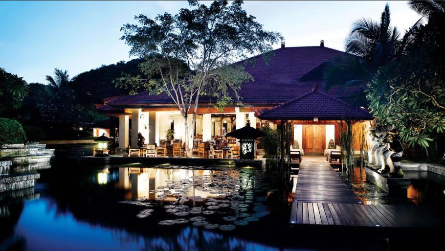 Watercourt Restaurant Bali