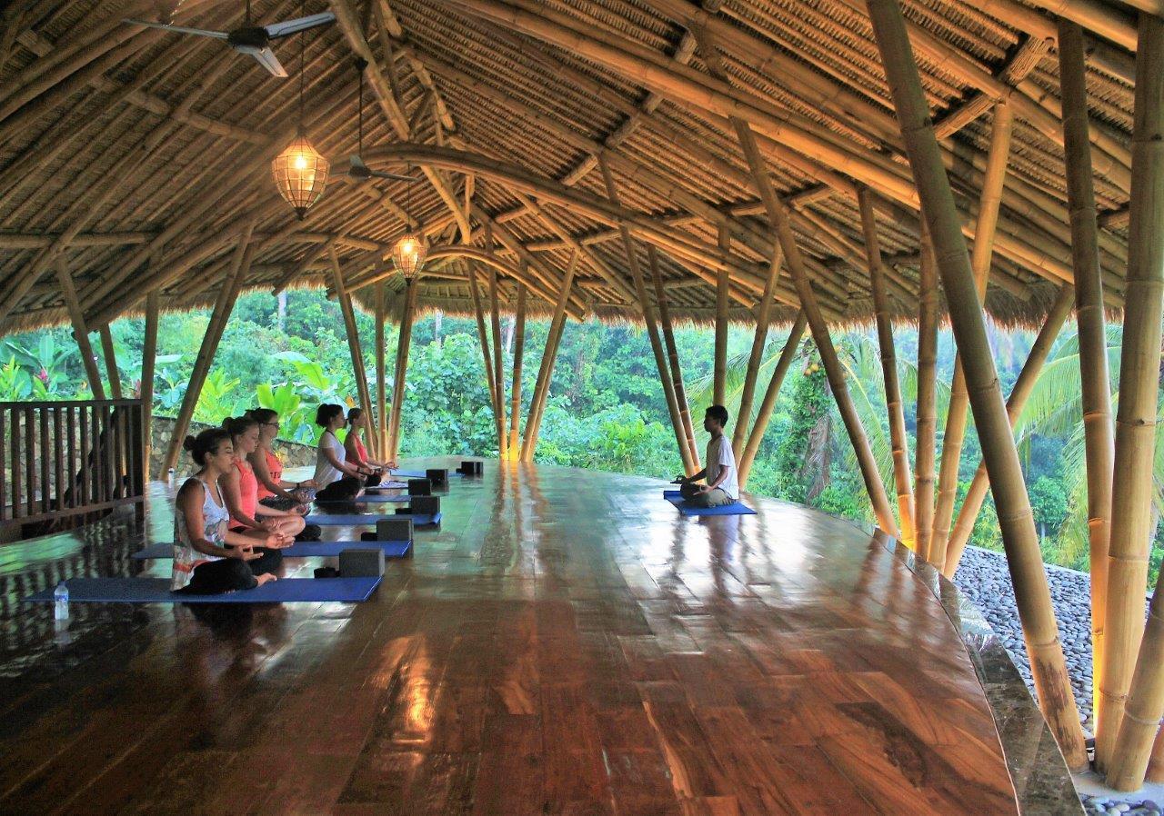 Amori Spa at Amori Villas Ubud