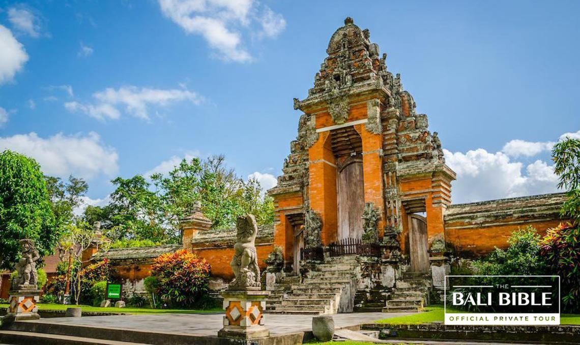 Guided Temple Tour - Discover Bali's Ancient Temples - by The Bali Bible