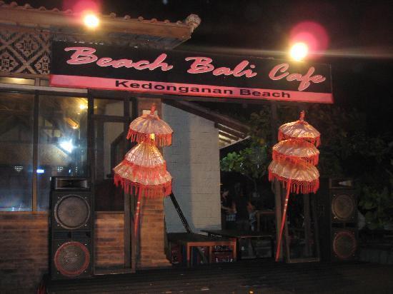 Bbc Beach Bali Cafe
