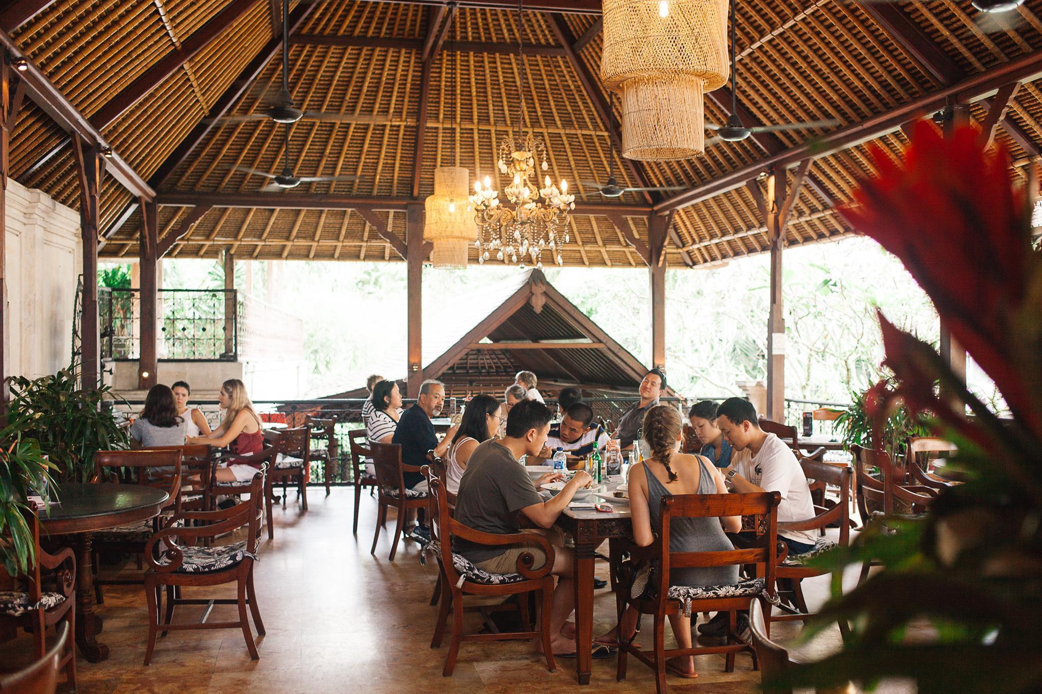 Kampung Cafe At The Kampung Resort Ubud