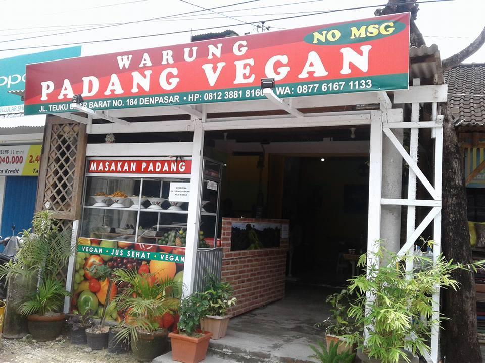 Warung Padang Vegan