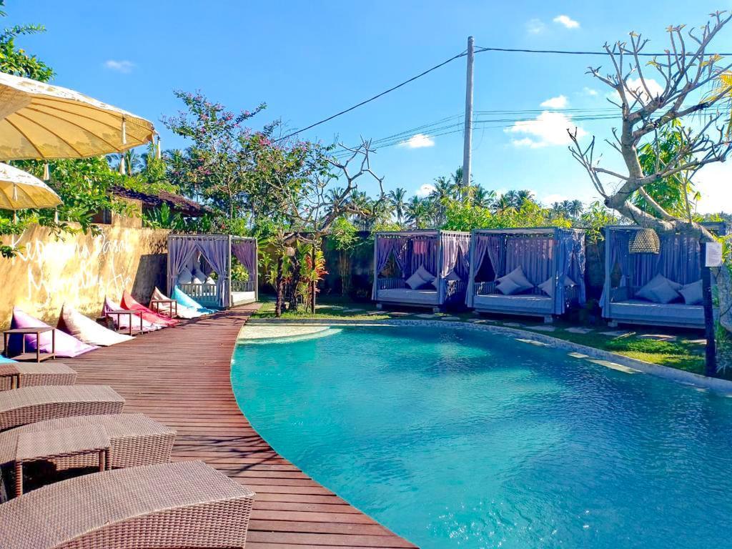 Kabinawa Ubud Villas & Cafe