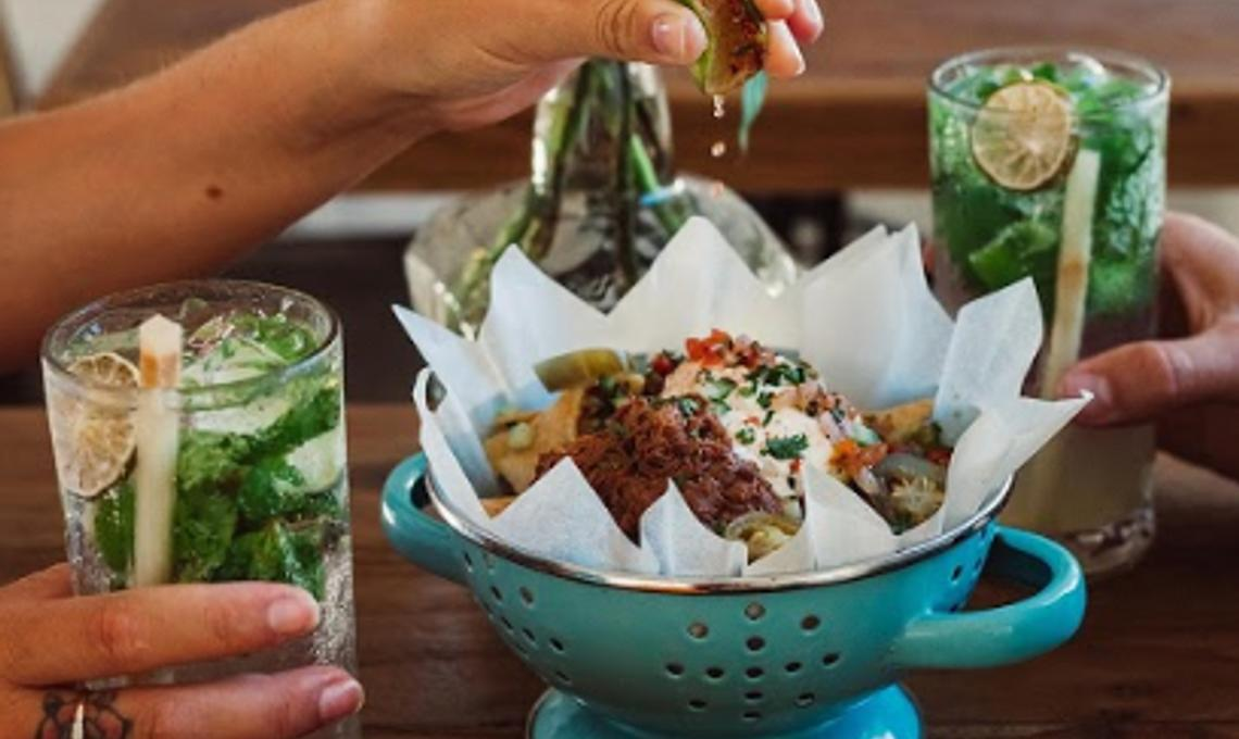 Treat Yourself To Delicious Cocktails & Sharing Plates At Sinaloa