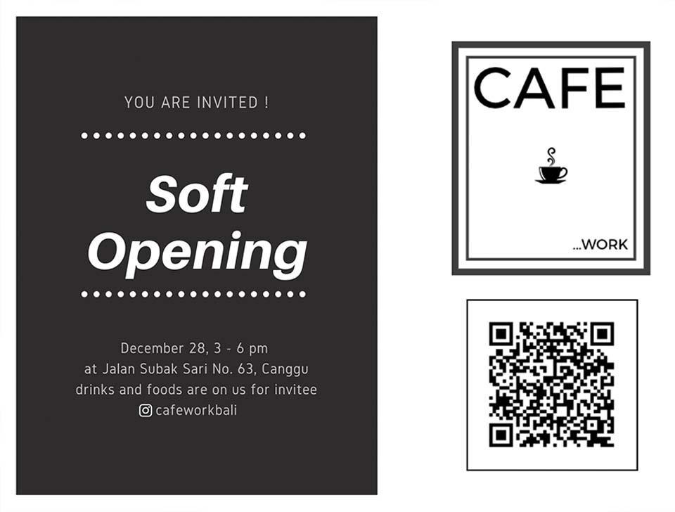café …work