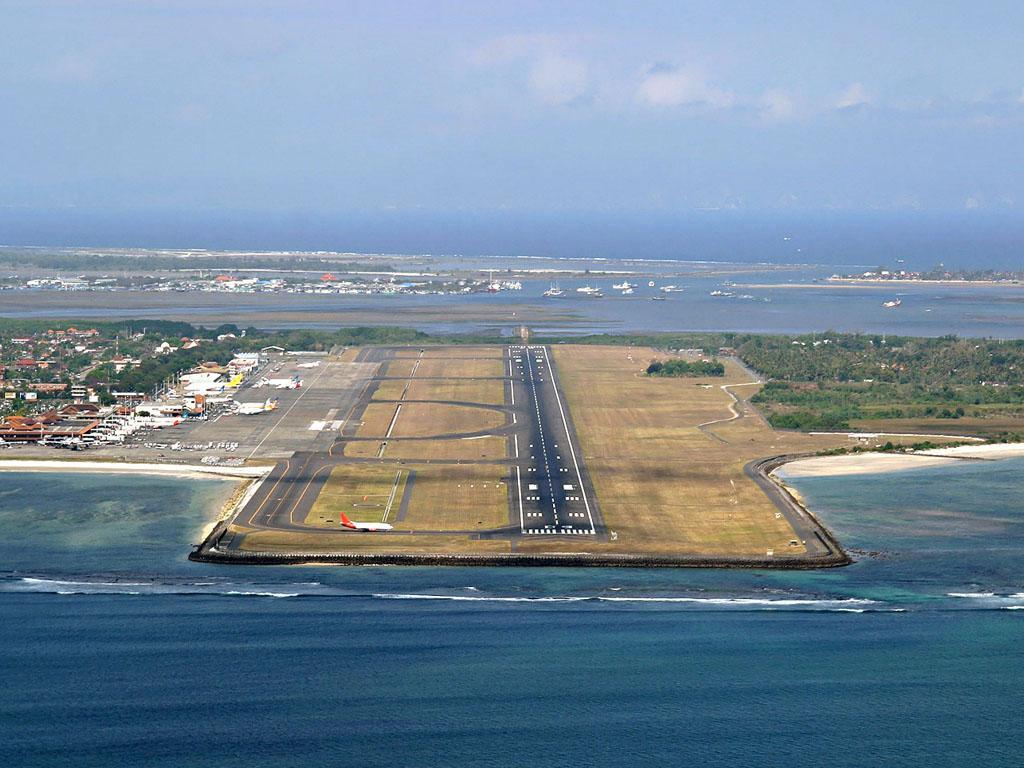 Flights - Arrival at Denpasar Airport