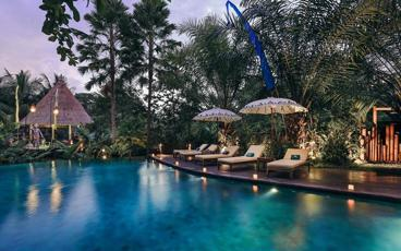 Stay in Luxury at The Sankara Resort by Pramana Ubud