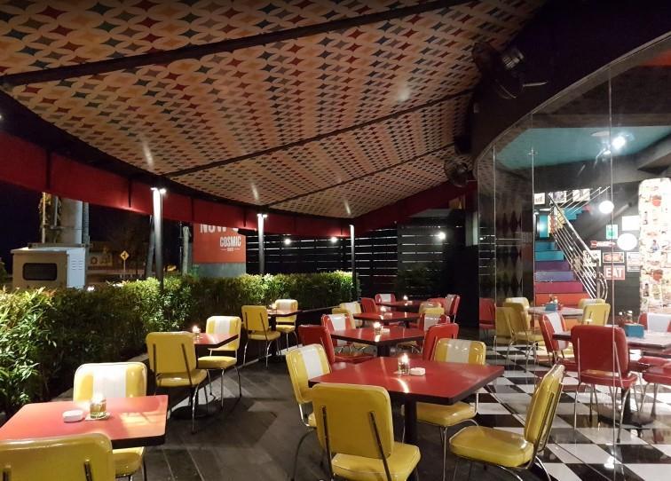 Cosmic Diner Bali