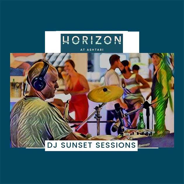 Tuesdays DJ Sunset Sessions