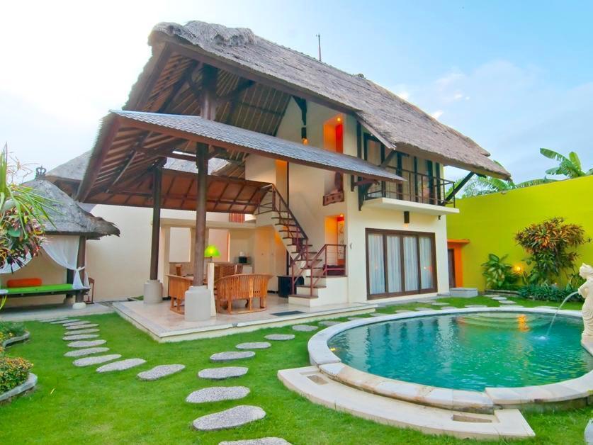 2BR Private Villa Athena 3